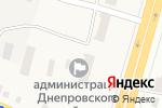 Схема проезда до компании Союз Чернобыль Украины в Слобожанском