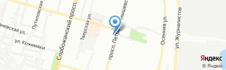 Ultrachiptech на карте Днепропетровска