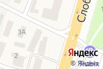 Схема проезда до компании АМТТ, ГК в Слобожанском