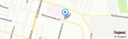 Оптово-розничный магазин овощей и фруктов на карте Днепропетровска