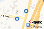 Схема проезда до компании Шиномонтажная мастерская в Подгородном