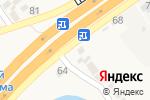 Схема проезда до компании RUAN в Подгородном