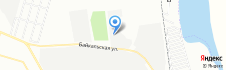 Факро на карте Днепропетровска