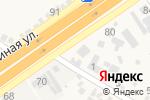 Схема проезда до компании Банкомат, КБ ПриватБанк, ПАО в Подгородном