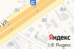Схема проезда до компании ФЕЕРИЯ в Подгородном