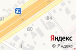 Схема проезда до компании Киримова Т.И., ЧП в Подгородном