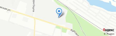 Мастер-Строй на карте Днепропетровска