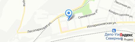 Арт Пол на карте Днепропетровска