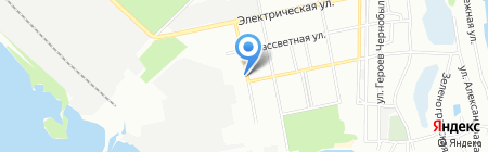 iBox на карте Днепропетровска
