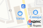 Схема проезда до компании Теремок в Днепре
