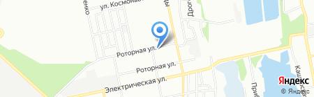 Онікс ПТ на карте Днепропетровска