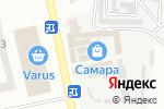 Схема проезда до компании Веселая зебра в Днепре