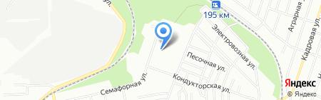 Смак на карте Днепропетровска