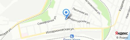 Середня загальноосвітня школа №39 на карте Днепропетровска