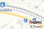 Схема проезда до компании Пивной гурман в Днепре
