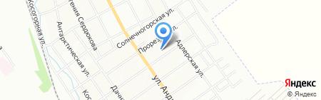 Неповна середня загальноосвітня школа №127 на карте Днепропетровска