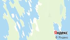 Отели города Сенная Губа на карте