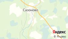 Отели города Белые Кресты на карте