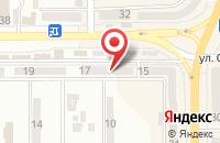 Схема проезда до компании Бажаємо здоров`я в Новомосковске