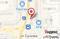 Схема проезда до компании ARTиCOOL в Новомосковске