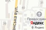 Схема проезда до компании Вкомнате в Новомосковске