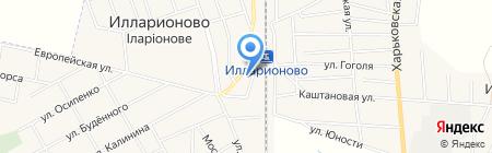 Розничный магазин на карте Илларионово