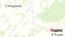 Частный сектор города Брызгалово на карте