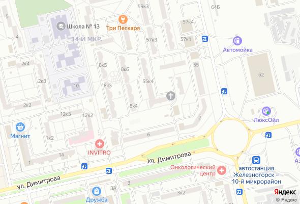 купить квартиру в ЖК по ул. Мира - Димитрова