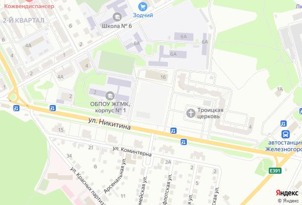 купить квартиру в ЖК по ул. Никитина