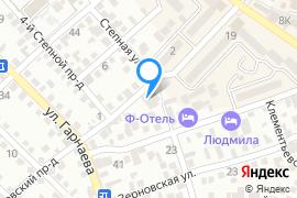 «Амадей»—Гостиница в Феодосии