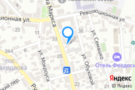 «Чарочка у кумы»—Кафе в Феодосии