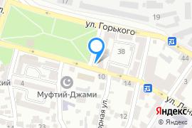 «Меркурий»—Кафе в Феодосии