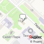 Магазин салютов Лихославль- расположение пункта самовывоза