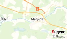 Отели города Слобода на карте