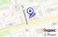 Схема проезда до компании ШАХОВСКИЙ ОТДЕЛ ВНУТРЕННИХ ДЕЛ (ОВД) в Шаховской