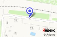 Схема проезда до компании ШАХОВСКАЯ РЕАЛБАЗА ХЛЕБОПРОДУКТОВ в Шаховской