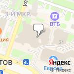 Магазин салютов Курчатов- расположение пункта самовывоза