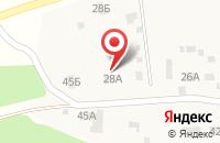 Схема проезда до компании НОВОСЕЛЬЕ в Слободке