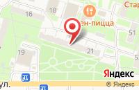 Схема проезда до компании Колос в Курчатове