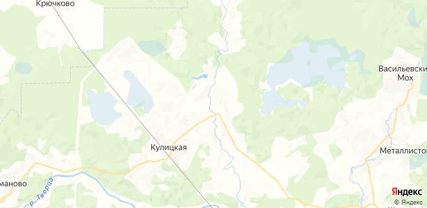 Киево на карте