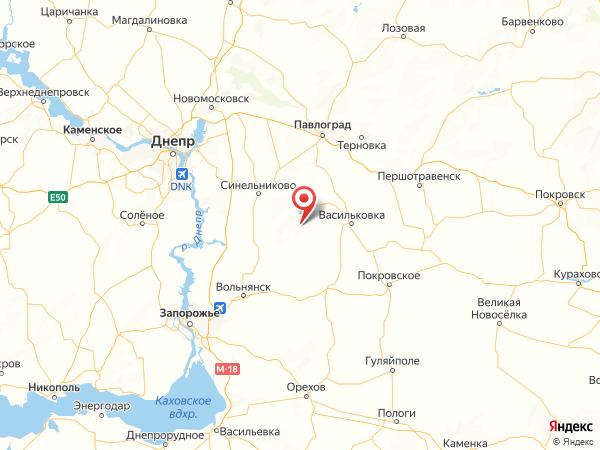 село Лубянцы на карте