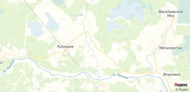 Палагино на карте