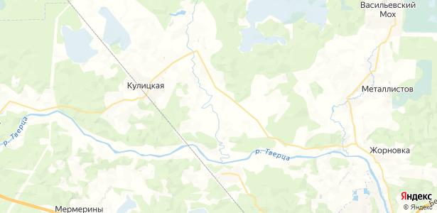 Первомайские Горки на карте
