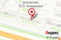 Схема проезда до компании Документ-центр в Заволжском