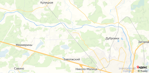 Труд на карте