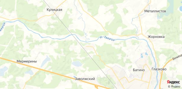 Черногубово на карте
