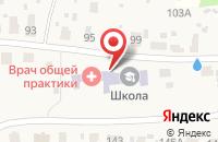 Схема проезда до компании Почтовое отделение №515 в Черногубово
