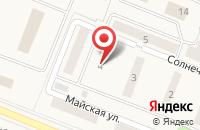 Схема проезда до компании Автосервис в Дубовом