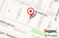 Схема проезда до компании Выручайка в Ильинском