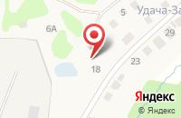 Схема проезда до компании НОВОСЕЛЬЕ в Николо-Малице